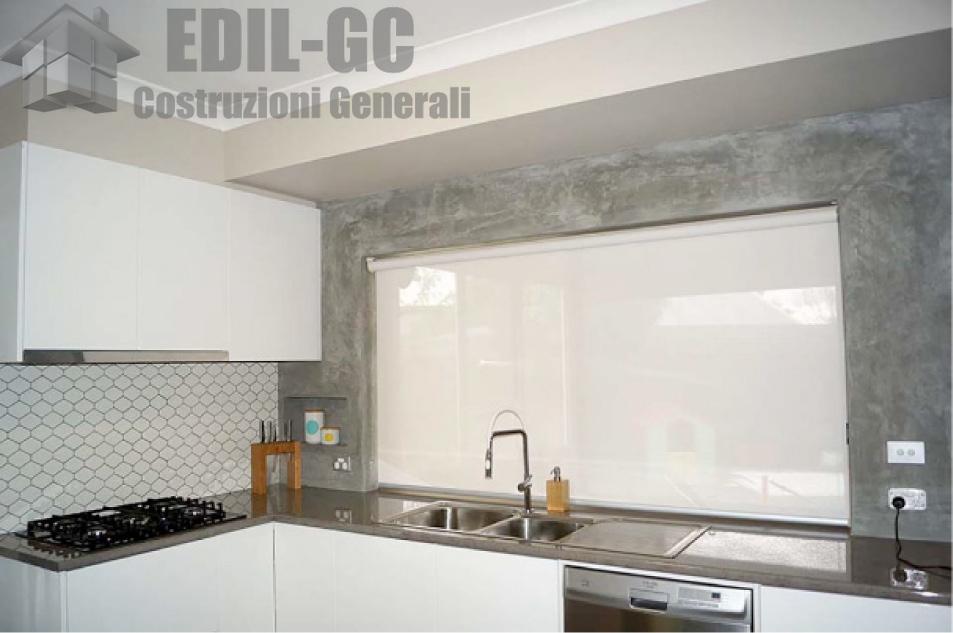 Idee per la casa proposte per il cartongesso - Lavori di cartongesso in cucina ...